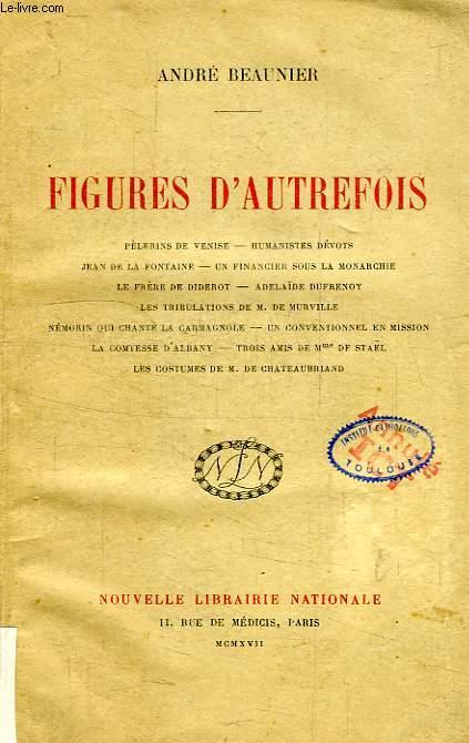 FIGURES D'AUREFOIS