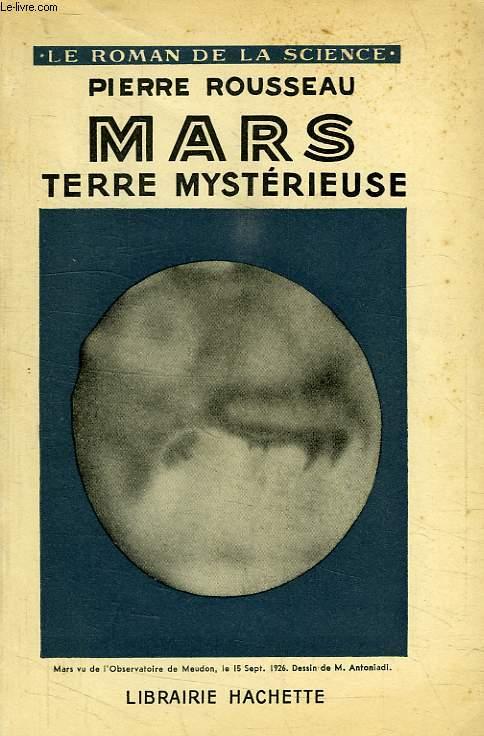 MARS, TERRE MYSTERIEUSE