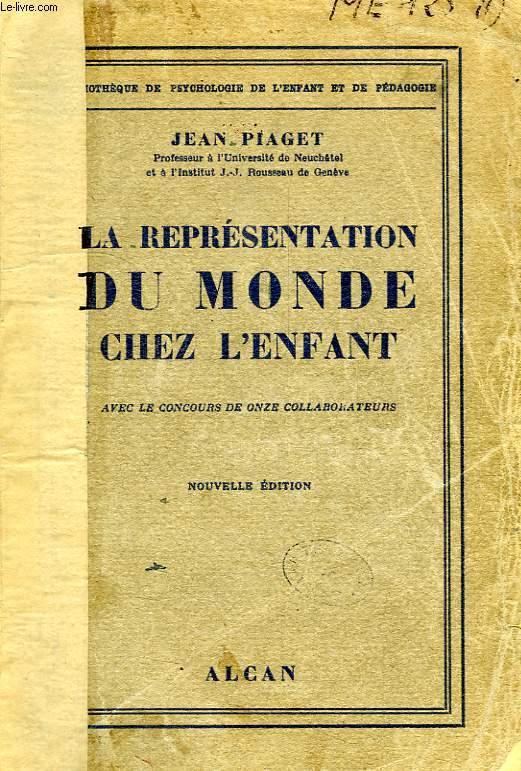 LA REPRESENTATION DU MONDE CHEZ L'ENFANT