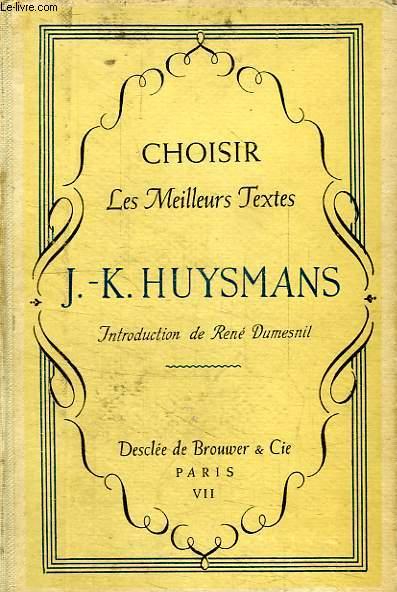 CHOISIR LES MEILLEURS TEXTES