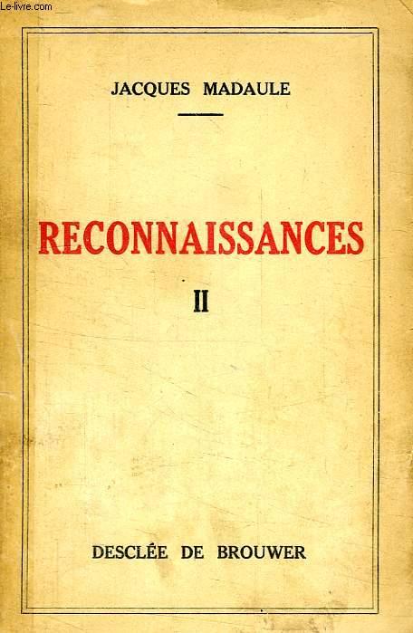 RECONNAISSANCES II