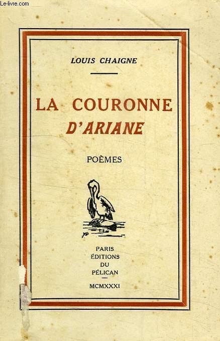 LA COURONNE D'ARIANE