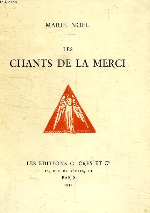 LES CHANTS DE LA MERCI
