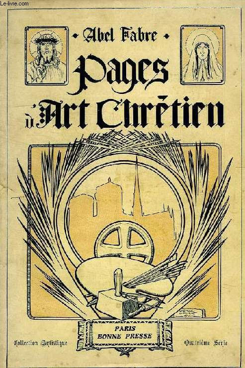 Pages d art chretien, 4 tomes (series)