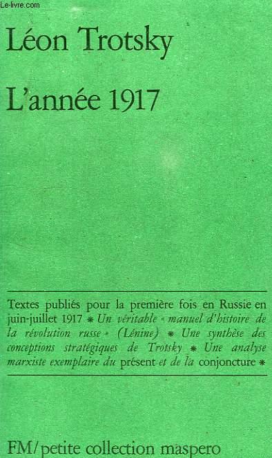 L'ANNEE 1917