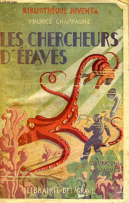 LES CHERCHEURS D'EPAVES