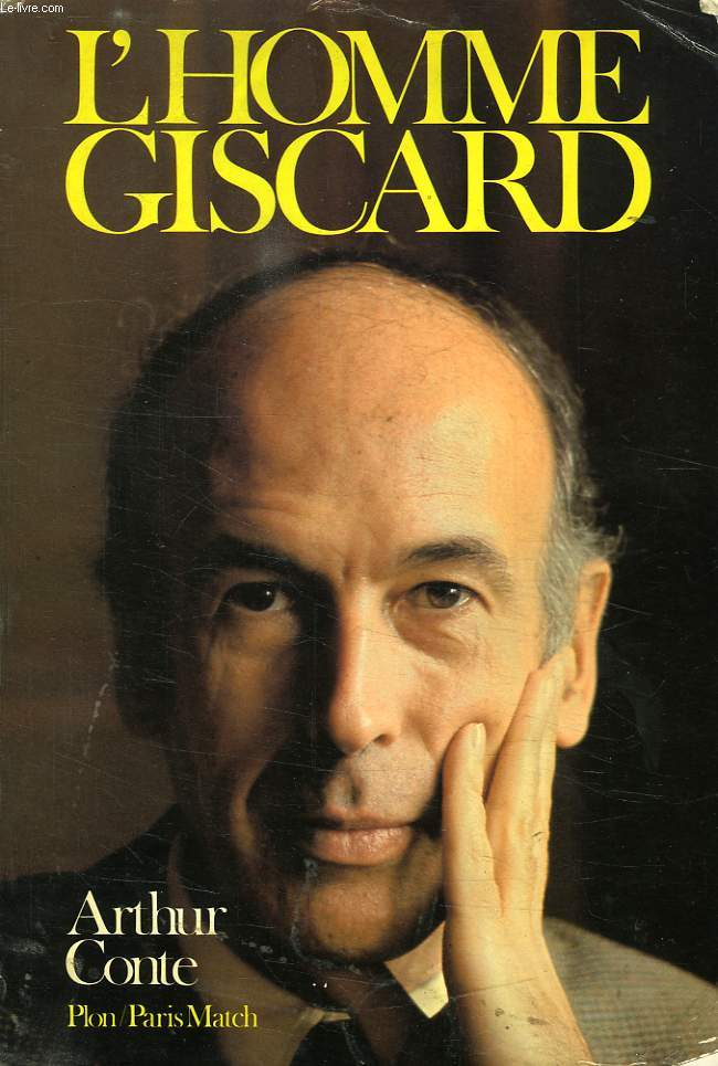 L'HOMME GISCARD