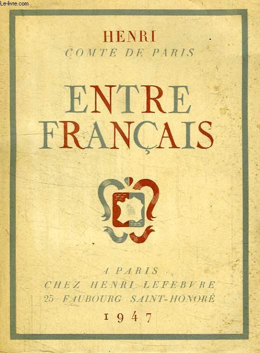 ENTRE FRANCAIS