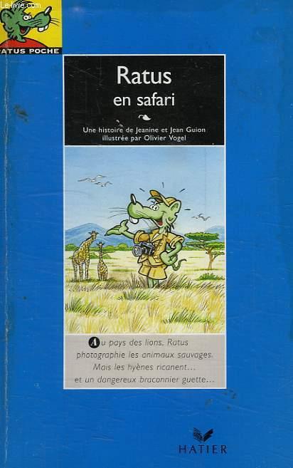 RATUS EN SAFARI