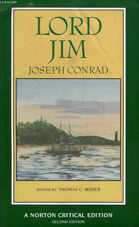 critical essay on lord jim