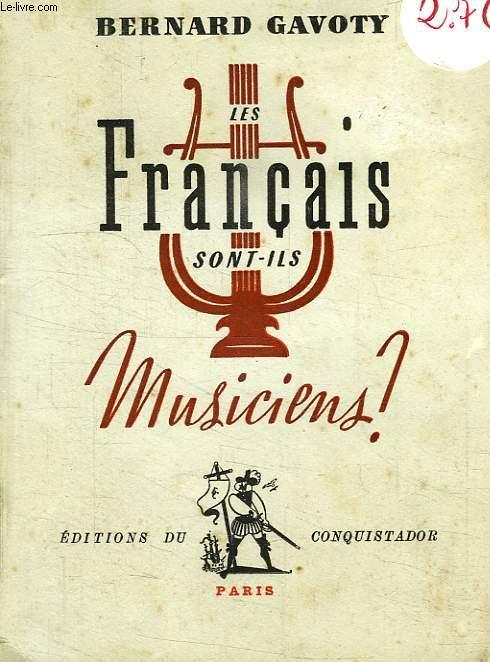 LES FRANCAIS SONT-ILS MUSICIENS ?
