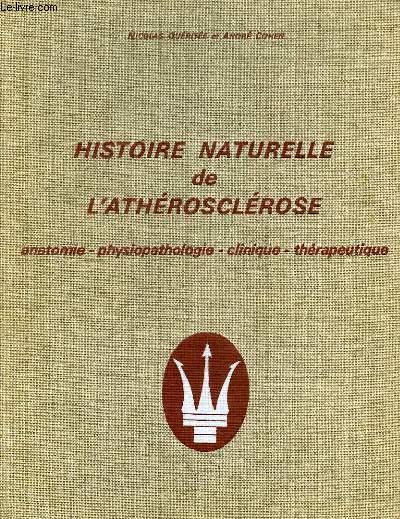 HISTOIRE NATURELLE DE L'ATHEROSCLEROSE