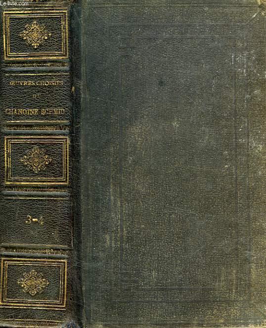 OEUVRES CHOISIES, 3e & 4e SERIES