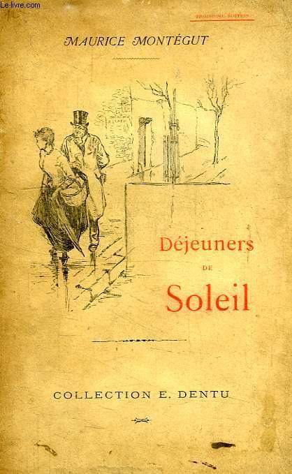 DEJEUNERS DE SOLEIL