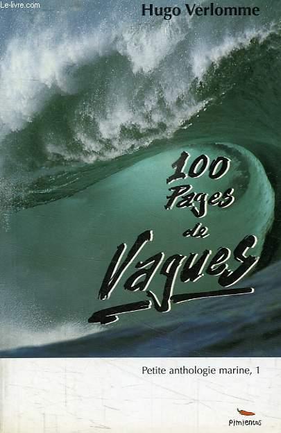 100 PAGES DE VAGUES, PETITE ANTHOLOGIE MARINE, 1