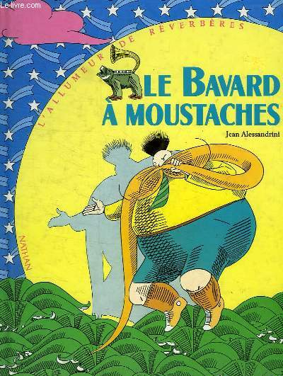 LE BAVARD A MOUSTACHES