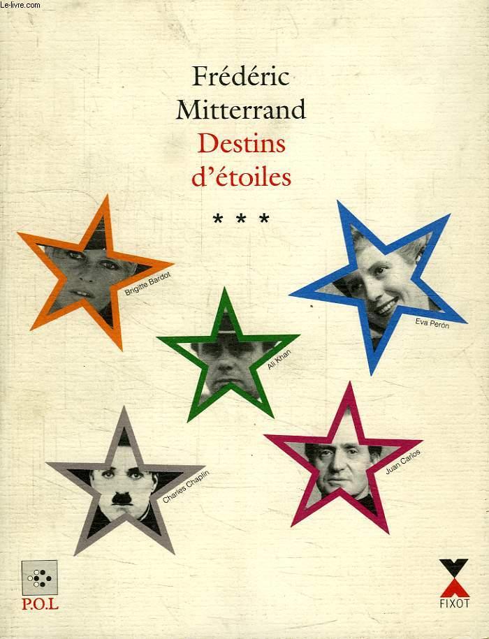 DESTINS D'ETOILES, VOLUME III