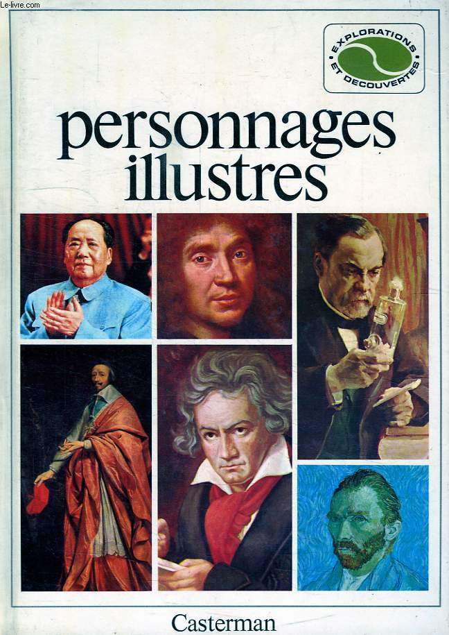 PERSONNAGES ILLUSTRES