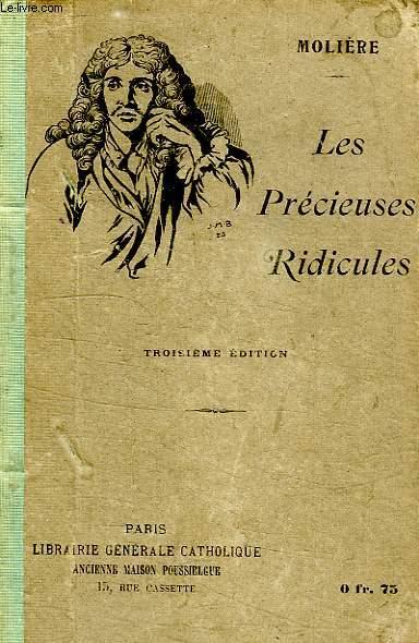 LES PRECIEUSES RIDICULES