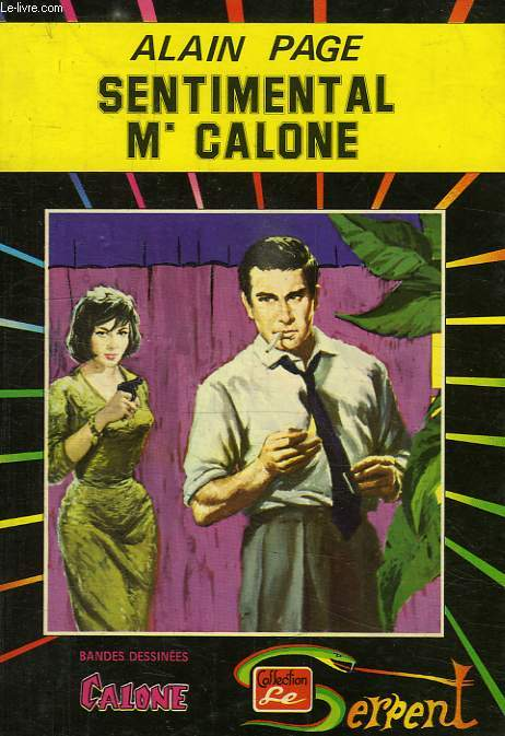 SENTIMENTAL M. CALONE, N° 8