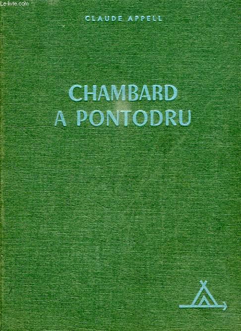 CHAMBARD A PONTODRU