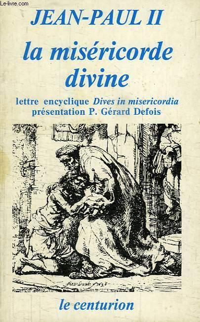 LA MISERICORDE DIVINE