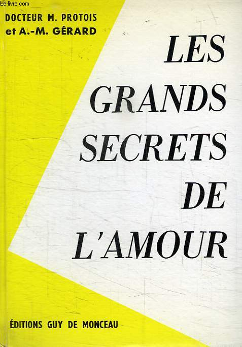 LES GRANDS SECRETS DE L'AMOUR