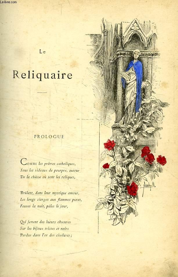 LE RELIQUAIRE, 1864-1866