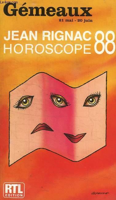 GEMEAUX, HOROSCOPE 88