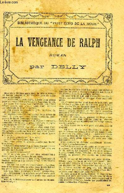 LA VENGEANCE DE RALPH