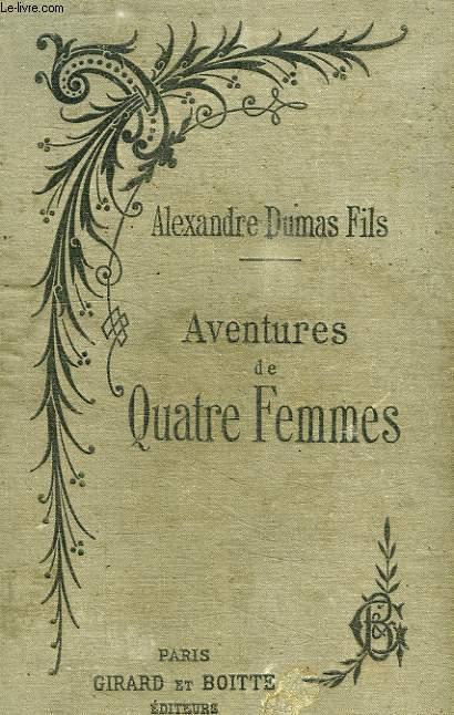 AVENTURES DE QUATRE FEMMES ET D'UN PERROQUET