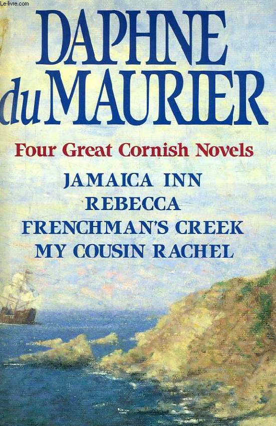 FOUR GREAT CORNISH NOVELS