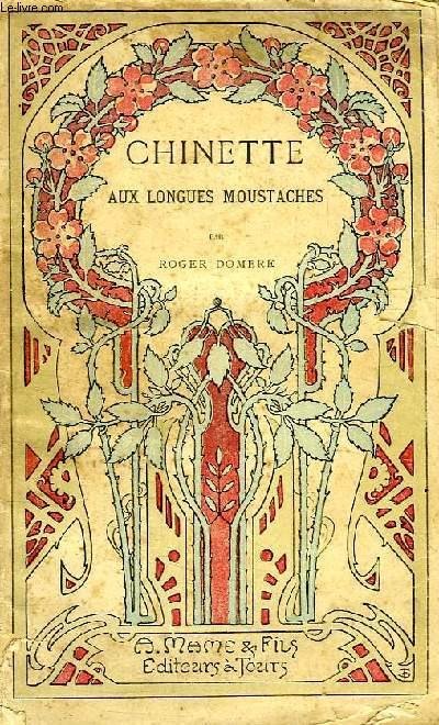 CHINETTE AUX LONGUES MOUSTACHES