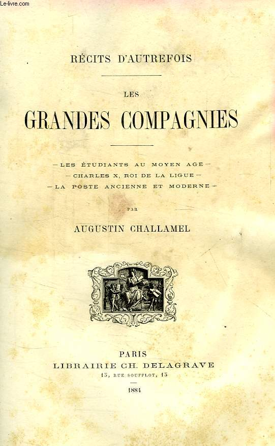 LES GRANDES COMPAGNIES