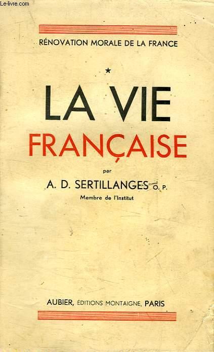 LA VIE FRANCAISE
