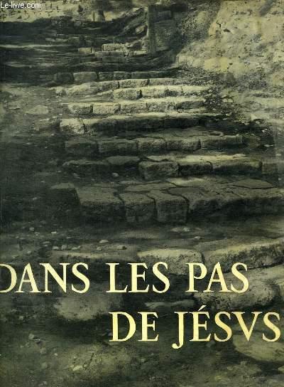 DANS LES PAS DE JESUS