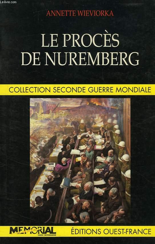 LE PROCES DE NUREMBERG