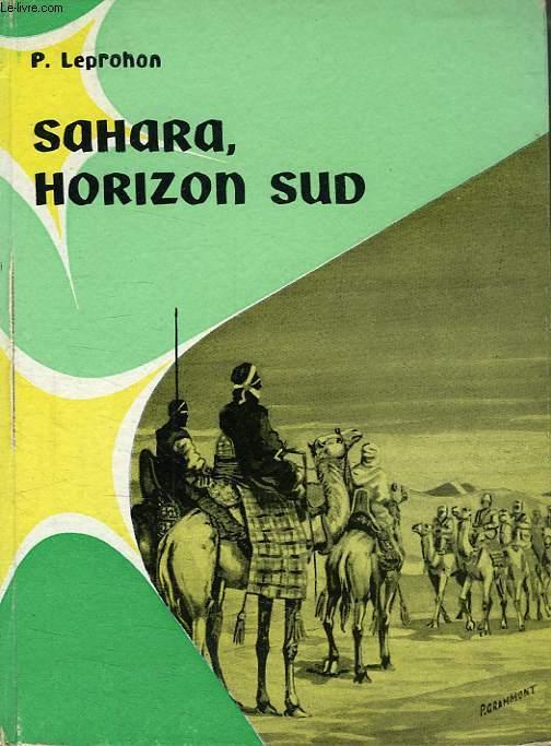 SAHARA, HORIZON SUD