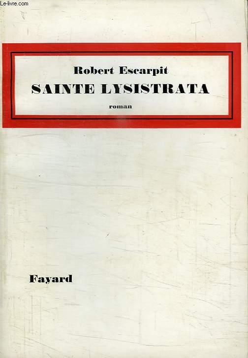 SAINTE LYSISTRATA