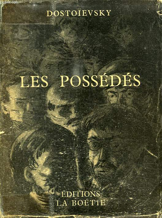 LES POSSEDES (BESY), 2 TOMES
