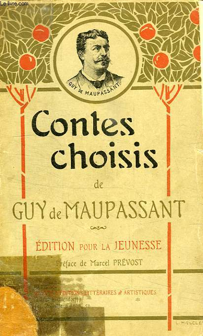 CONTES CHOISIS, EDITION POUR LA JEUNESSE
