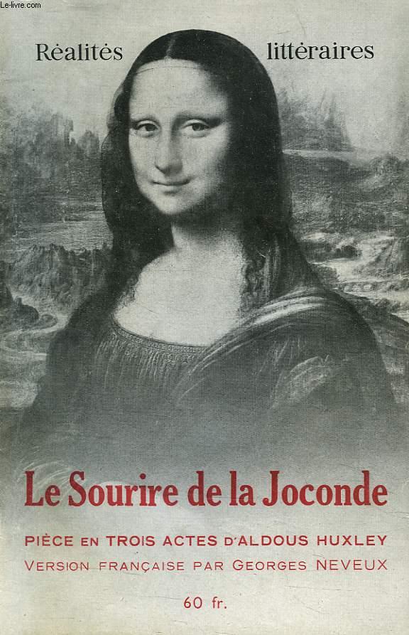 REALITES LITTERAIRES, N° 21, LE SOURIRE DE LA JOCONDE