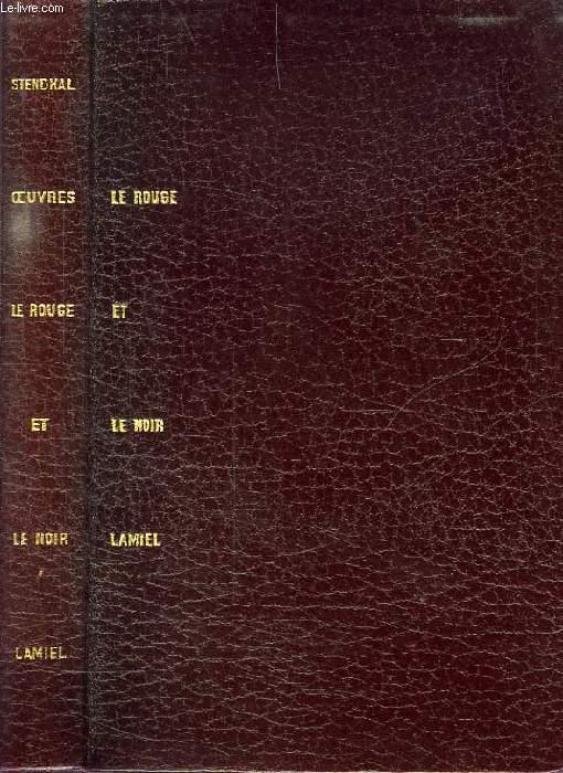 LE ROUGE ET LE NOIR, LAMIEL
