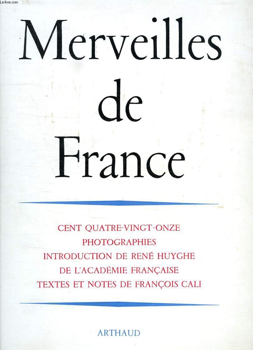 MERVEILLES DE FRANCE