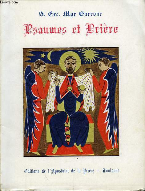 PSAUMES ET PRIERES