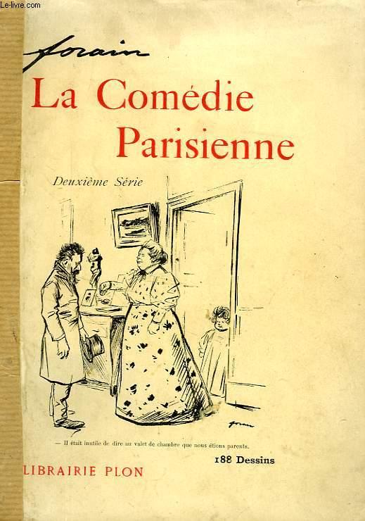LA COMEDIE PARISIENNE, 2e SERIE