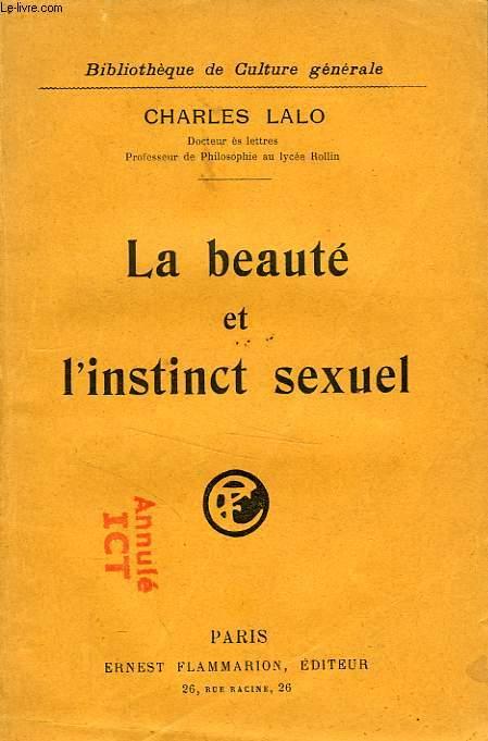LA BEAUTE ET L'INSTINCT SEXUEL
