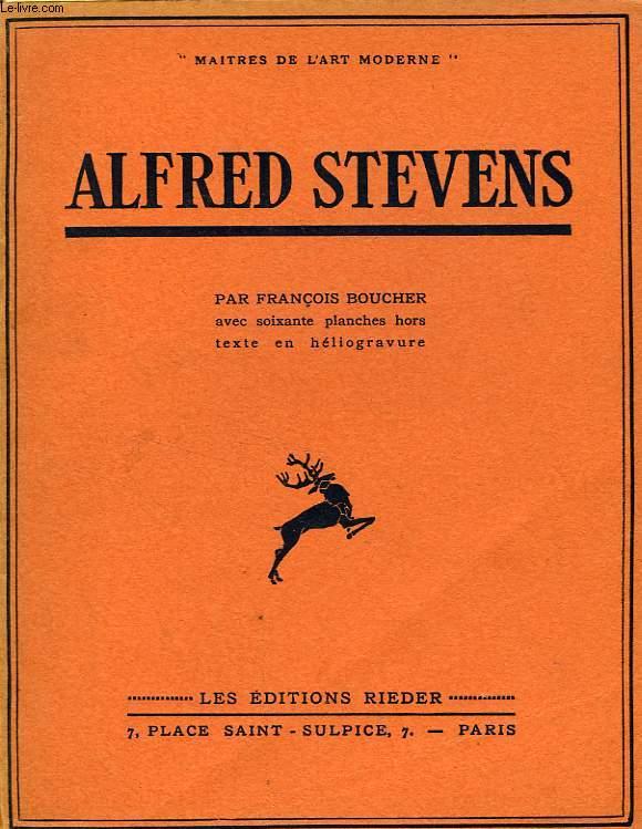 ALFRED STEVENS