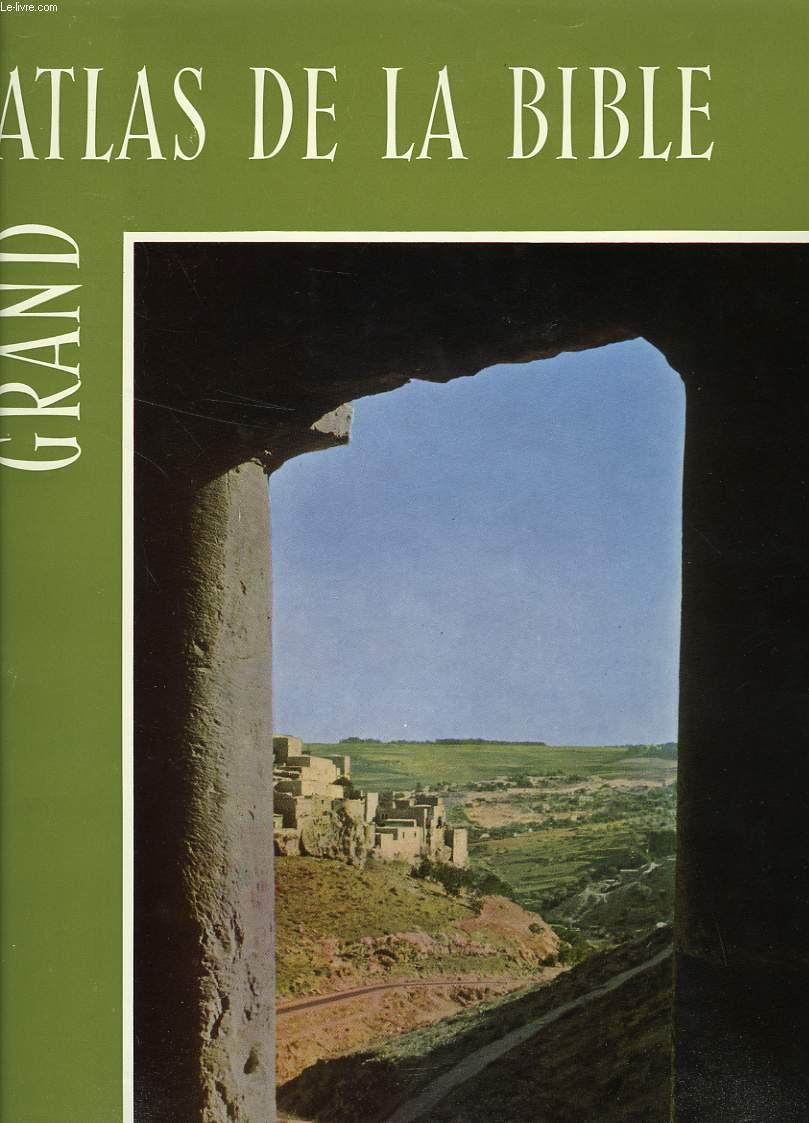 GRAND ATLAS DE LA BIBLE