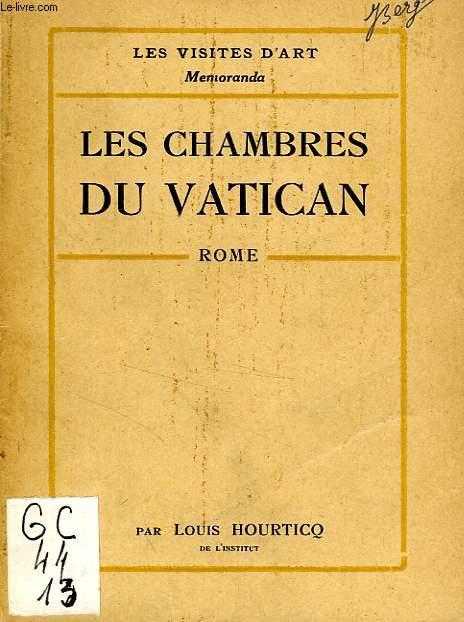 LES CHAMBRES DU VATICAN